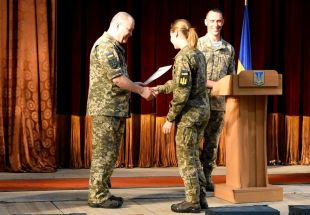 205th Tactical Medicine Training Centre`s Second Graduation Of Combat Medics